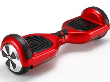 MotoTec Self Balancing Scooter 36v 6.5in Red - MT-SBS_Red