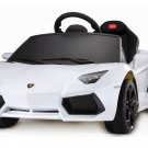 Rastar Lamborghini Aventador LP700-4 6v (Remote Controlled) - White - RA-81700 - Ride On