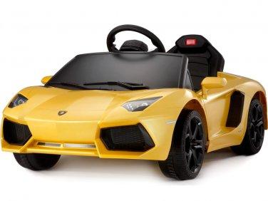 Rastar Lamborghini Aventador LP700-4 6v (Remote Controlled) - Yellow - RA-81700 - Ride On