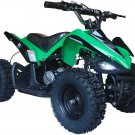 MotoTec 24v Mini Quad Ride On ATV V2 - Battery Powered - MT-ATV2