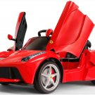 Rastar Ferrari 12v LaFerrari (Remote Controlled 2.4ghz) - RA-82700 Red Ride On