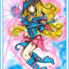 Dark Magician Girl Print