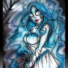 Disney The CORPSE BRIDE Poster Print Signed by Bianca Thompson
