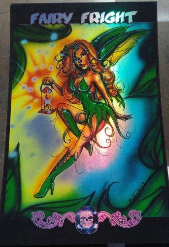 Dead Divas Chrome print - Fairy Fright