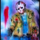 Jason 11x17 Print