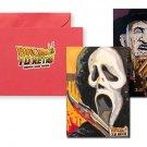 2020 Back to Retro II Halloween Sketch Card Pack