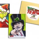 2021 Back to Retro III Holiday Sketch Card Pack