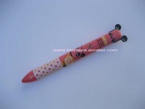 Babe Face Animal Double Colour Ballpoint Pen - BP110002 - Panda