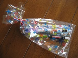$4 Lovely Stationery Party Favour/Gift Bag-XX110001