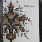 DALA PAINTING Kurbits book Swedish NEW