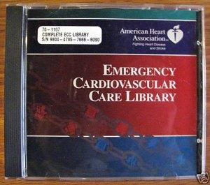 Emergency Cardiovascular Heart Care Library 1997-99 Cd