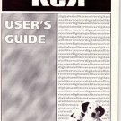 New RCA Satellite Receiver Owner/User Manual Guide Book