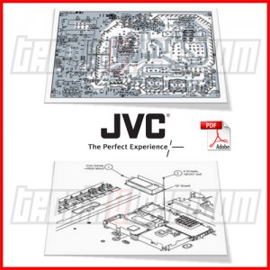 jvc 32 lcd tv lt z32sx4b main power t con inverter schematics rh tronix4less ecrater com free schematic diagram jvc tv free schematic diagram jvc tv