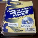 DDC COMPUTER LITERACY WITHJ MICROSOFT OFFICE 2000
