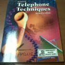 GLENCOE TELEPHONE TECHNIQUES 2ND EDITION