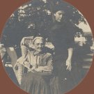 Vintage Photo 1880s/1890s WOMAN & GRANDMOTHER