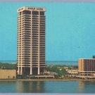 Vintage Postcard GULF LIFE TOWER Jacksonville, Fl