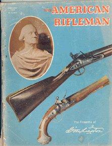 Vintage 1968 AMERICAN RIFLEMAN Magazine GUN Advertising