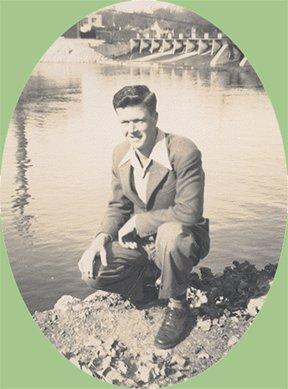 Vintage Photo BELOIT WISCONSIN October 1948