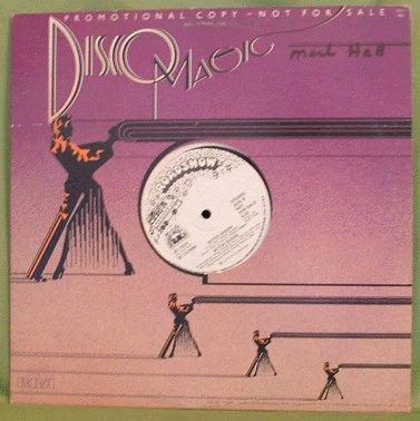 """Witch Queen BANG A GONG 12"""" Single 1978 DISCO Gino Soccio"""