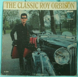 ROY ORBISON LP The Classic 1966 Mono