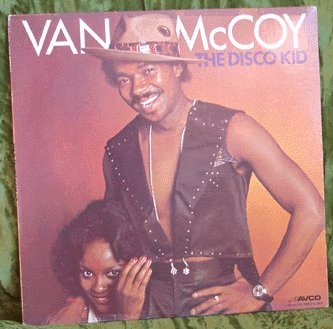 VAN McCOY LP The Disco Kid 1975 KEEP ON HUSTLIN'