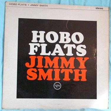 JIMMY SMITH LP Hobo Flats JAZZ 1960s UK Import VERVE
