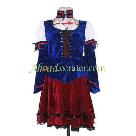 Neo Angelique ~Abyss~ Angelique Cosplay Costume