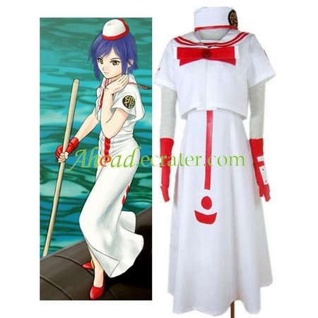 Aria The Origination Alice Carroll Halloween Cosplay Costume