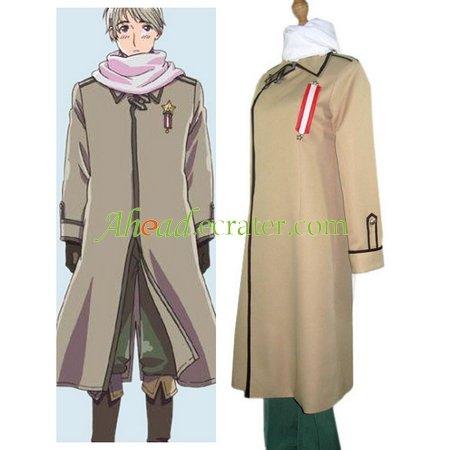 Axis Powers Russia Ivan Braginski Cosplay Costume