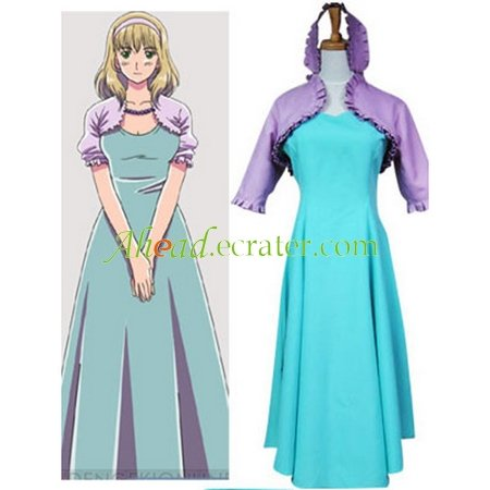 Hetalia Axis Powers Belgium Cosplay Costume