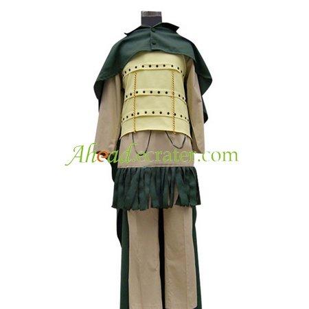 Hetalia Axis Powers Germania Cosplay Costume