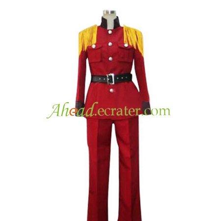 Hetalia Axis Powers Latvia Cosplay Costume