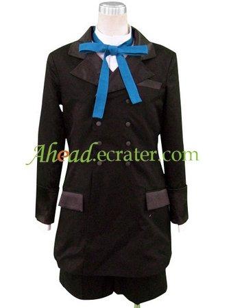 Black Butler Cosplay Costume2