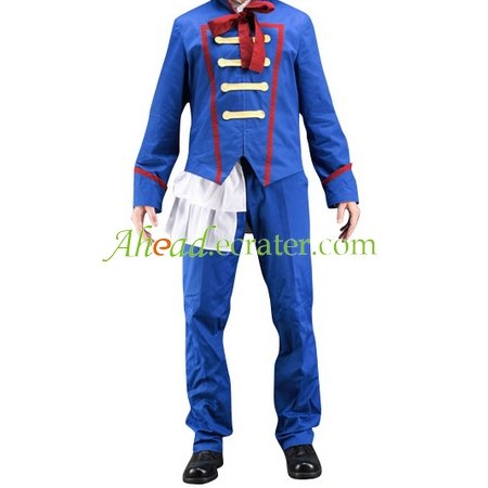 Black Butler Cosplay Costume