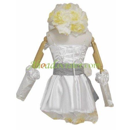 Black Butler Doll Cosplay Costume