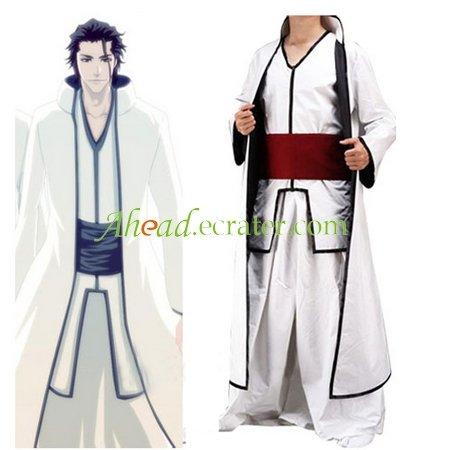 Bleach Aizen Sousuke Arrancar Cosplay Costume