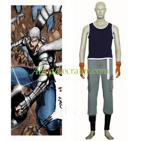 Bleach Kensei Muguruma Cosplay Costume