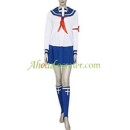 Busou Renkin Tokiko Tsumura Cosplay Costume