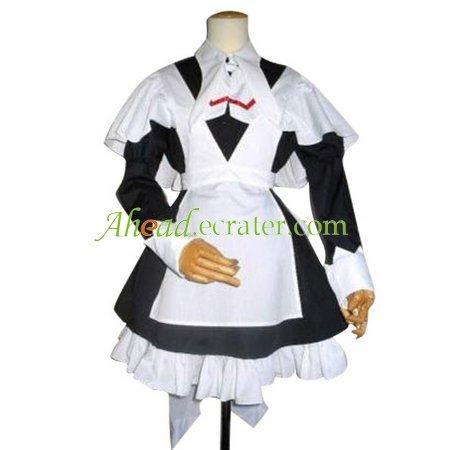 Chobits Yuzuki Halloween Cosplay Costume