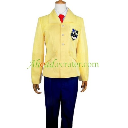 Clannad Cosplay Costume