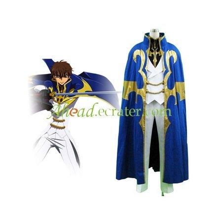 Code Geass cosplay costume