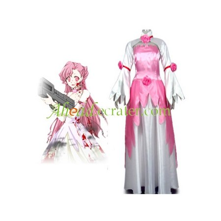 Code Geass Euphemia Li Britannia Cosplay Costume