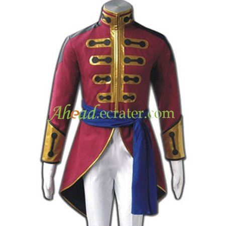 Code Geass Jacket Halloween Cosplay Costume