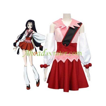 Code Geass Kaguya Cosplay Costume