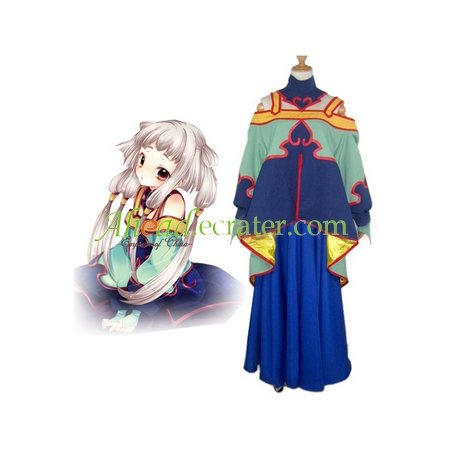 Code Geass Lelouch of the Rebellion Chinese Emperor Jiang Lihua Cosplay Costumes