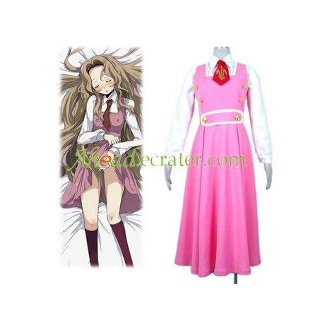 Pink Corda Cosplay Costume