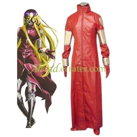 D.Gray-man Jasdero Cosplay Costume