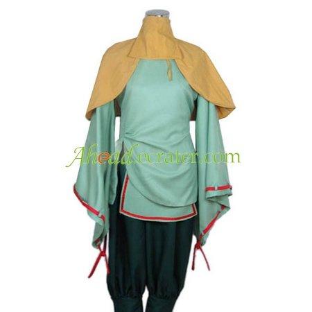 Devil Kings Sengoku Basara 2 Mori Motonari Kahz Cosplay Costume 2