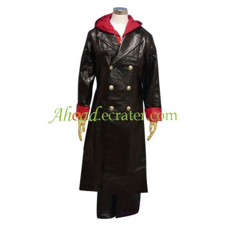 Devil May Cry Nero Cosplay Costume